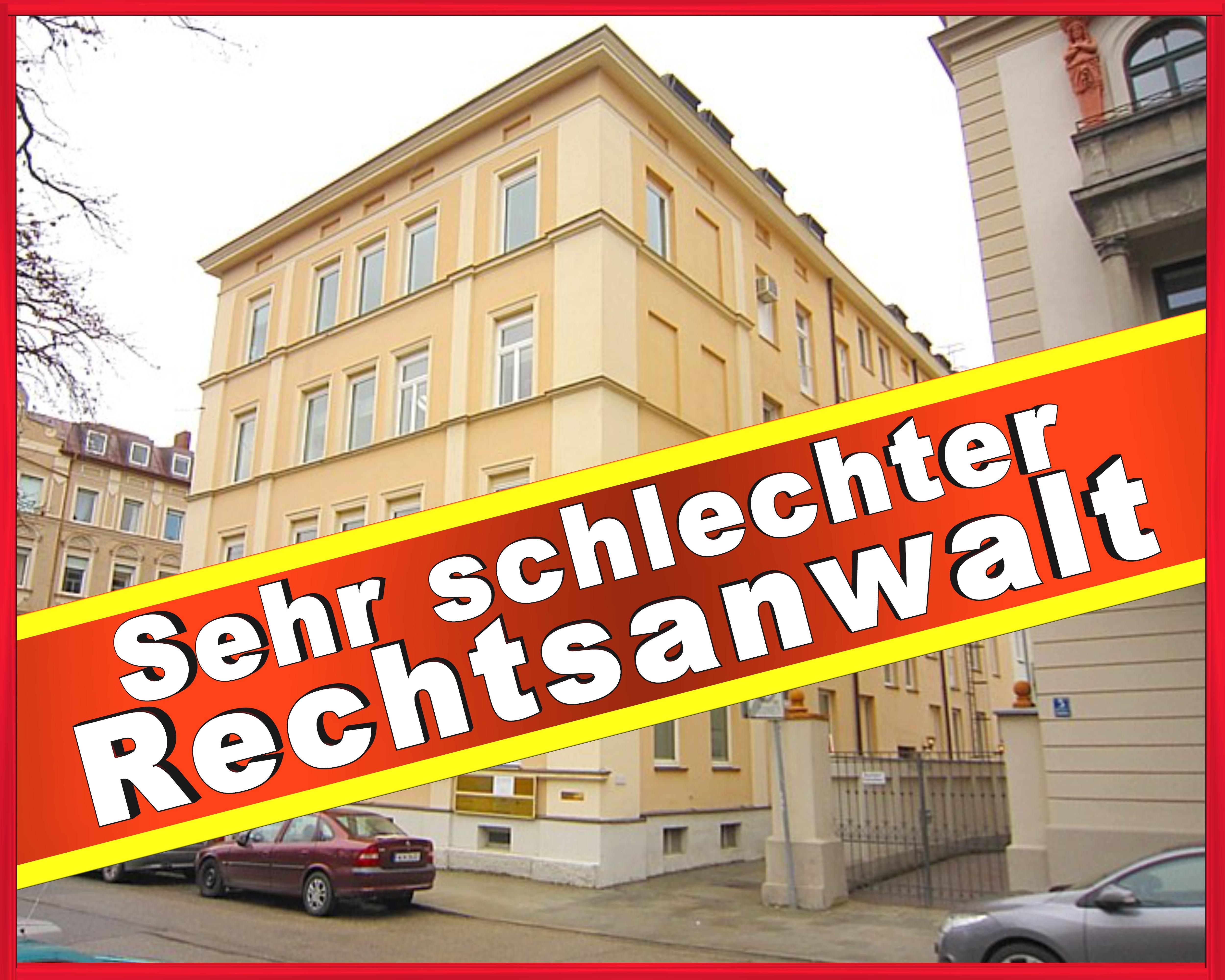 Rechtsanwaelte Höck Volkmer München Sckellstraße 6, 81667 München